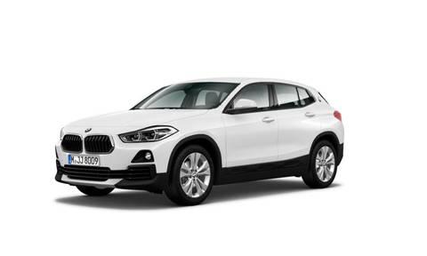 BMW X2 sDrive18i Advantage Biały